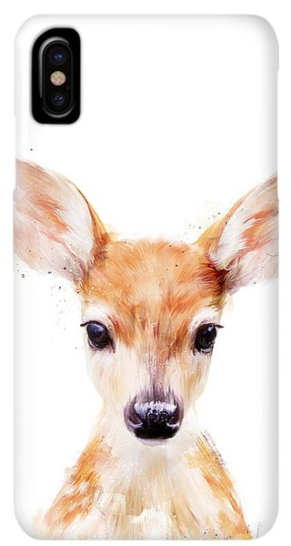 iPhone XS Max Case - Little Deer by Amy Hamilton