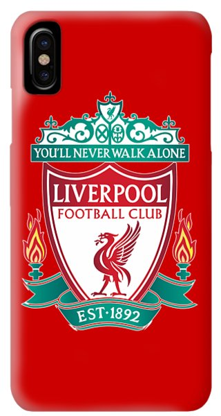 liverpool fc phone case iphone xs max