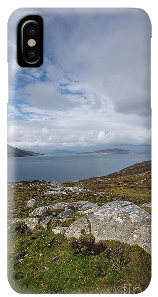 Scotland iPhone XS Max Case - North Harris Views by Smart Aviation