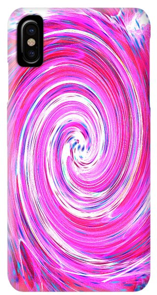 iPhone XS Max Case - Spirit Of Joy by Orphelia Aristal
