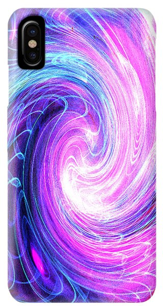 iPhone XS Max Case - Spirit Of Passion I by Orphelia Aristal