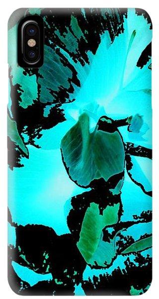 iPhone XS Max Case - Splash by Orphelia Aristal