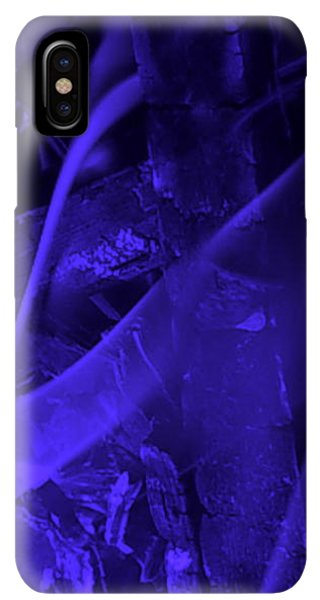 iPhone XS Max Case - Violet Shine I by Orphelia Aristal