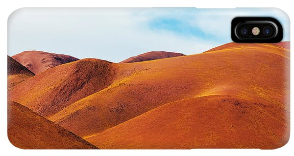 South America iPhone XS Max Case - Landscapes Of Northern Argentina by Galyna Andrushko