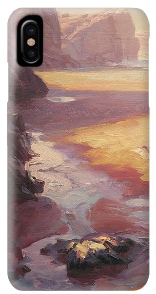 The Sun iPhone XS Max Case - Hidden Path To The Sea by Steve Henderson