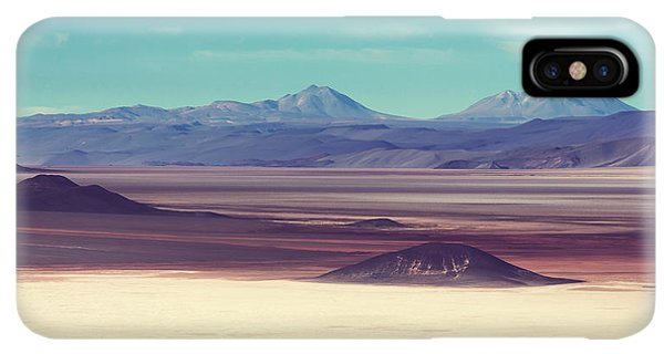 South America iPhone XS Max Case - Scenic Landscapes Of Northern Argentina by Galyna Andrushko