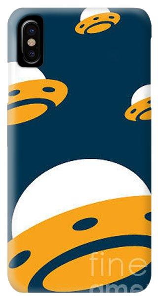 Achievement iPhone XS Max Case - Ufo Invasion 2 by Pelonmaker