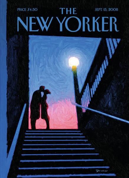 New York Poster Oskar Koller #5209 Time Square 65x50cm