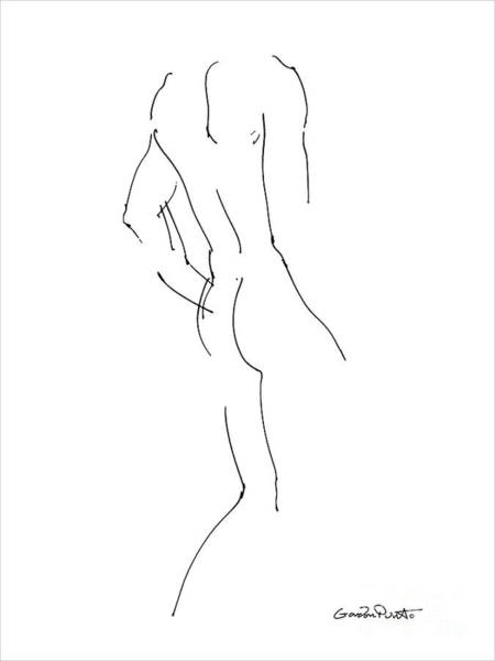 Gay Nude Poster