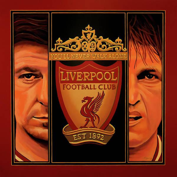 Liverpool FC Poster Bild Bilderrahmen This is Anfield