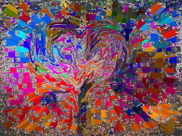 Love Chameleon Poster