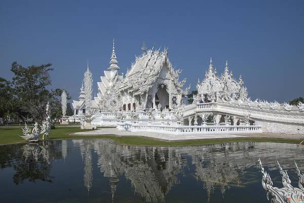 Wat Rong Khun Ubosot Dthcr0002 Poster