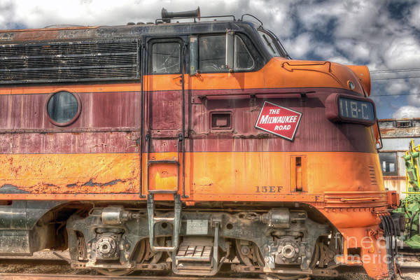 0119 The Milwaukee Road 2 Poster