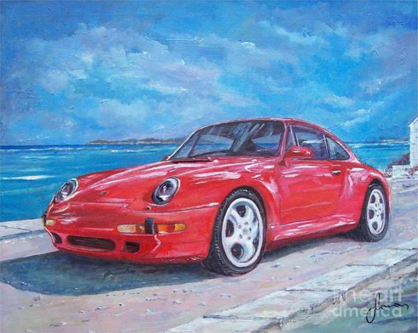 1997 Porsche Carrera S Poster