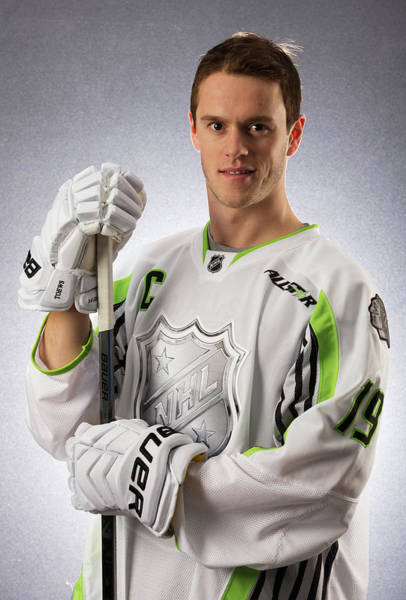 2015 Honda Nhl All-star Portraits Poster