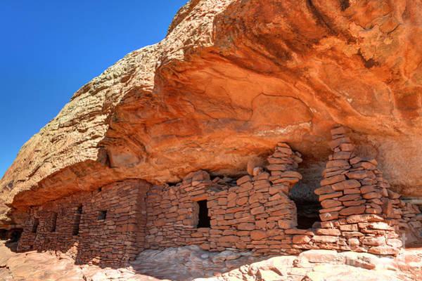 Anasazi Citadel Ruin - Cedar Mesa Poster