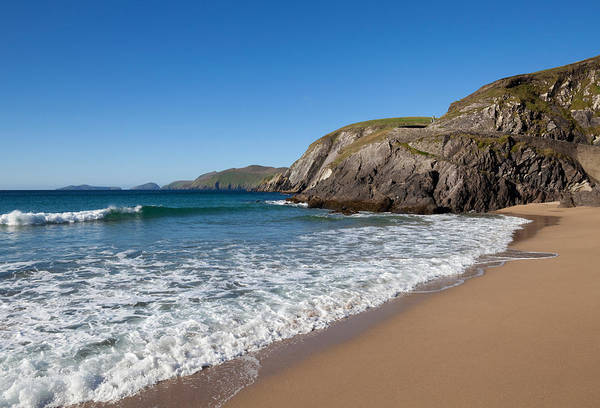 Coumeenoole Beach Slea Head Dingle Poster