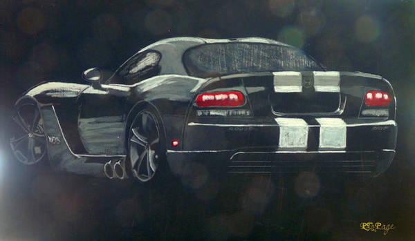Dodge Viper 2 Poster