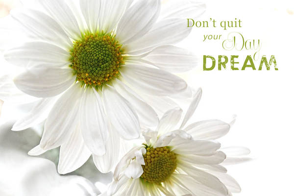 Dreams With Message Poster