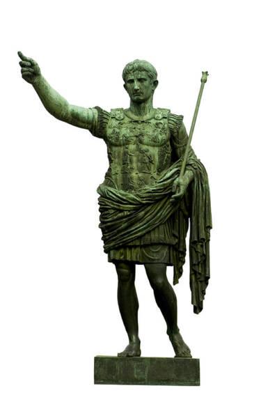 Emperor Caesar Augustus Poster