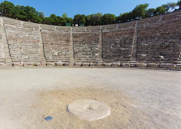 Epidaurus, Argolis, Peloponnese Poster