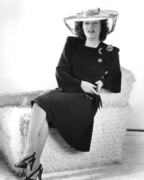 Gloria Swanson Poster