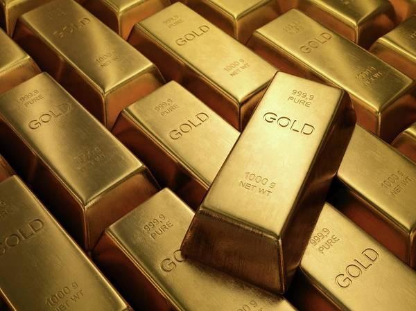 Gold Bullion Poster
