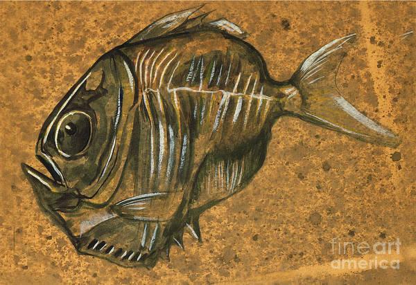 Hatchet Fish Poster