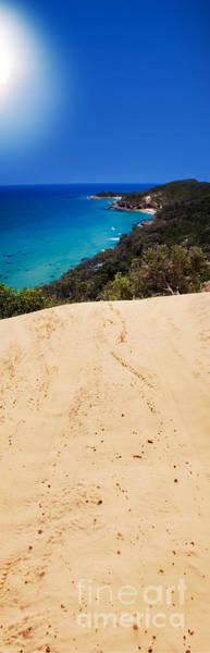 Oasis Island Paradise Poster