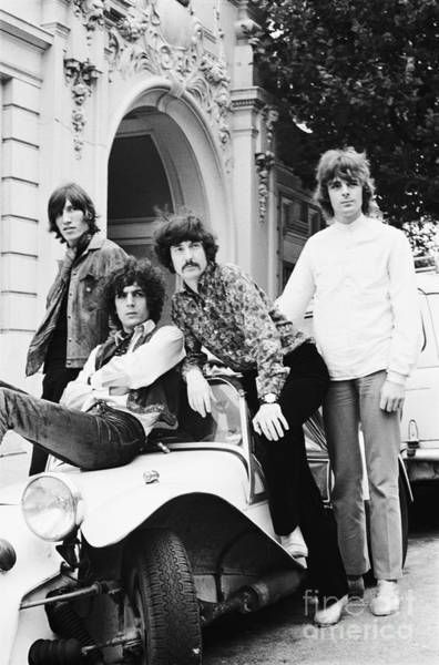 Pink Floyd 1967 Poster