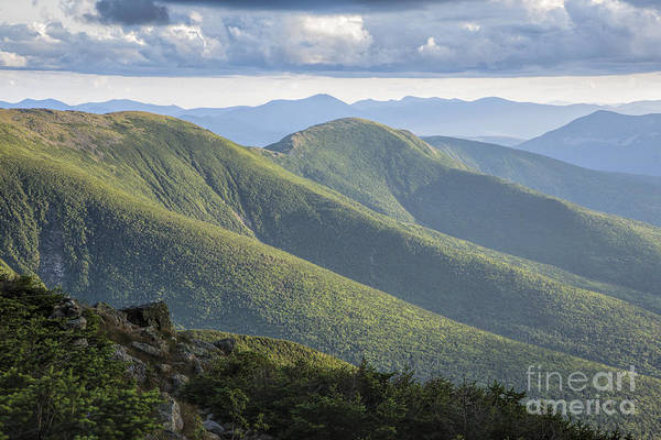 Presidential Range - White Mountains New Hampshire Poster