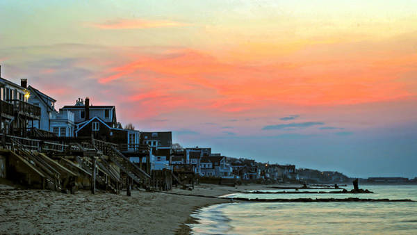 Provincetown Dawn Poster