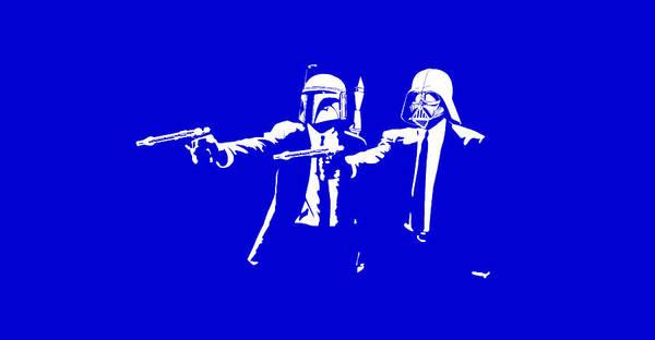 Pulp Wars  Poster