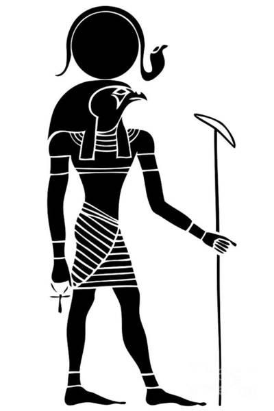 Ra - God Of The Sun Poster