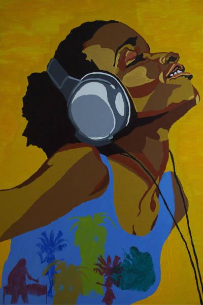 Rhythms In The Sun Poster