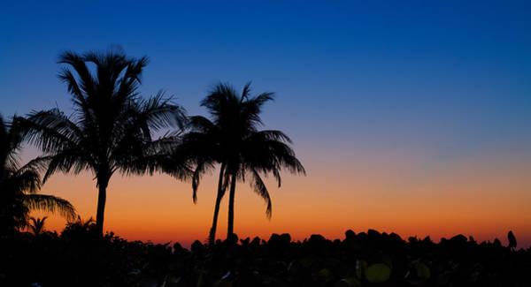 Sanibel Island Florida Sunset Poster