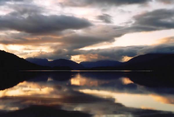 Scottish Loch Poster