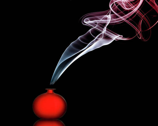 Smokin' In Red Poster