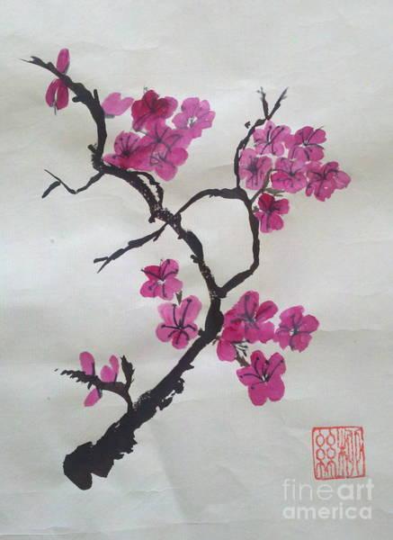 The Plum Blossom Poster