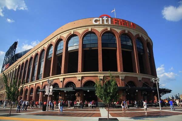 Citi Field - New York Mets 3 Poster