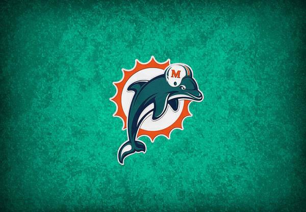 Miami Dolphins Poster