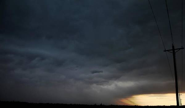 Let The Storm Season Begin Poster