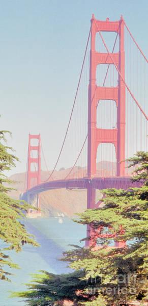 1930s Golden Gate Poster