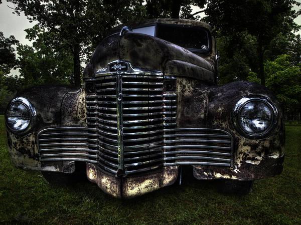 1948 International Truck Poster