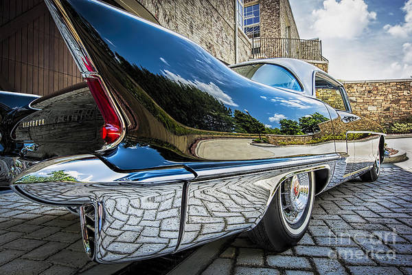 1957 Cadillac Eldorado Poster