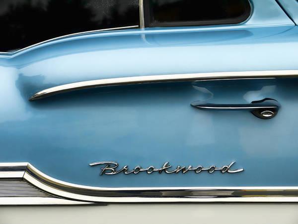 1958 Chevrolet Brookwood Station Wagon Poster