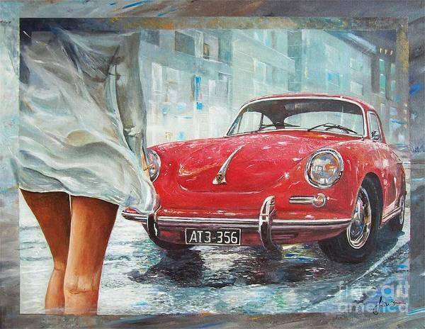 1963 Porsche 356 C Poster