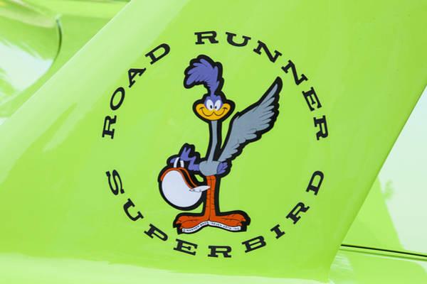 1970 Plymouth Superbird Roadrunner Poster