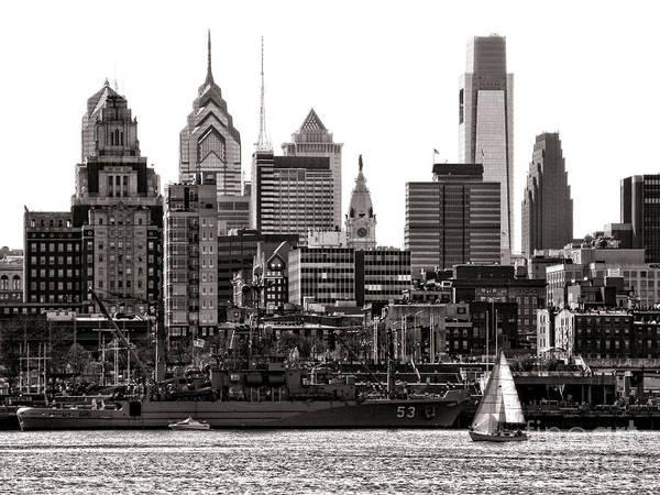 Center City Philadelphia Poster