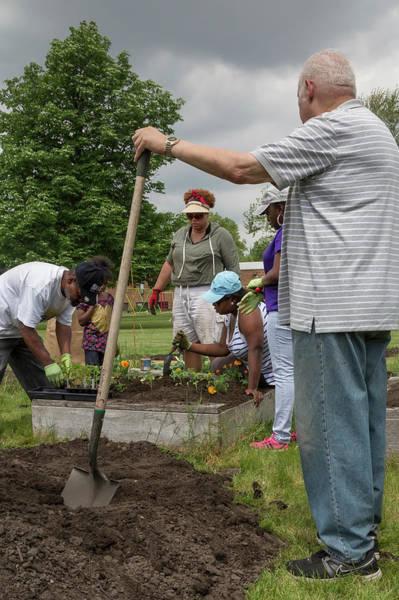 Community Gardening Poster
